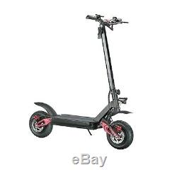 2000W 10inch Dual Motor Folding Electric Scooter Kick Scooter