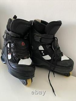 Anarchy chaos 3 inline skates aggressive roller blades frames anti size 8