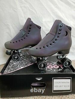 Discontinued Safety Dance Moonlight Roller Skates Size 7