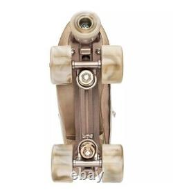 IN HAND Impala MARAWA Rose Gold Quad Roller Skates Size 9- NEW in BOX