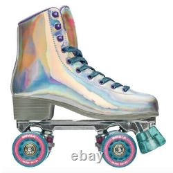 Impala Holographic Roller Skates Womens Size 7 Brand New