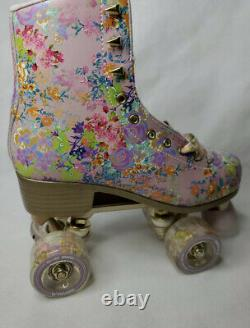 Impala Quad Roller Skates Cynthia Rowley Floral Size 6 SOLD OUT New Limited