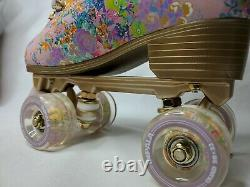 Impala Quad Roller Skates Cynthia Rowley Floral Size 8 SOLD OUT New Limited