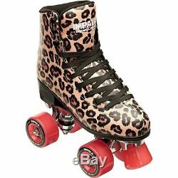 Impala Quad Roller Skates Leopard Size 9 Brand New SHIPS TODAY