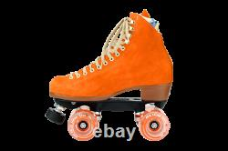 Moxi Lolly Clementine Roller Skates Size 5 (W 6-6.5) Brand New READY TO SHIP NOW