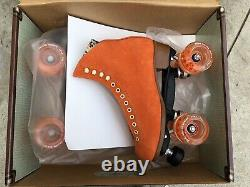Moxi Lolly Clementine Roller Skates Size 6 (6.5 7.5) READY TO SHIP