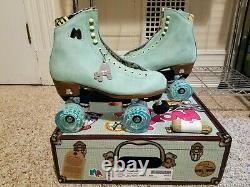 Moxi Lolly Floss Roller Skates Size 8 (w9-9.5) Brand New. READY TO SHIP NOW