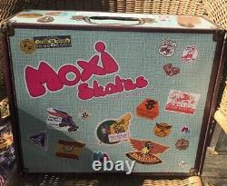 Moxi Lolly Roller Skates Strawberry Pink Size 7 Outdoor Complete Brand New