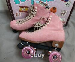 Moxi Lolly Strawberry Pink size 6 Complete outdoor roller skates 2020 Model