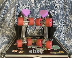 Moxi Panther Roller Skates (+EXTRAS) Size 7 with Box Included! Lightly Used