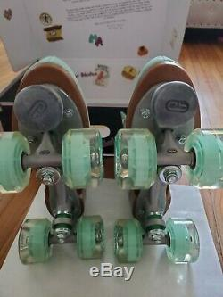 Moxi Roller Skates Lolly Floss Size 9 NEW In Box