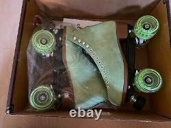 NEW Moxi Lolly Roller Skates Size 8 HONEYDEW (2020 Model-discontinued)