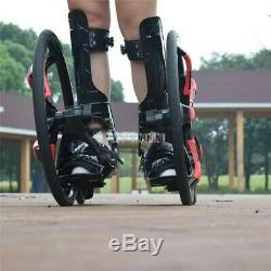 New Unique Roller Skates Big Inflatable Wheels Inline Adult chariot Tafeng