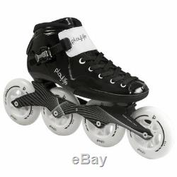 Powerslide Playlife Performance Inline Speed Skates Glass-Fiber Heat Moldable