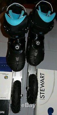 Powerslide XC Path Vi On/offroad Roller Skis for Skating/Classic EU 42/US 8