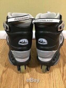 ROLLERBLADE TRS DOWN TOWN AGGRESSIVE INLINE SKATES MENS US Size 12 Aggressive