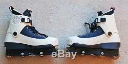 Roces Fifth Element Aggressive Inline Skates Mens Size11 Pre-owned