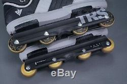 Rollerblade Trs Down Town Aggressive Inline Skates Mens Us Size 12 L@@k