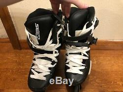 Seba In-line Skates Roller Blades Size 13.5 Worn Very Little Great Condition