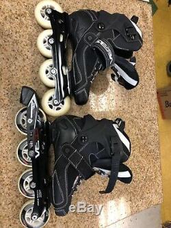 Seba In-line Skates Roller Blades Size 7.5 Lightly Used Great Condition