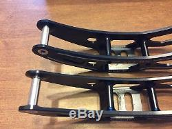 Simmons Rana Racing SR Inline Speed Skate Frames Size 3 x 125 165 195 Mounting