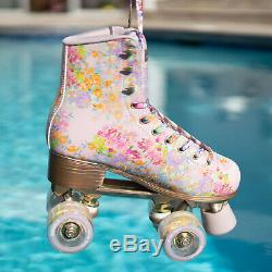 Size 7 8 Impala Quad Roller Skate Cynthia Rowley Floral Brand New Sold Out