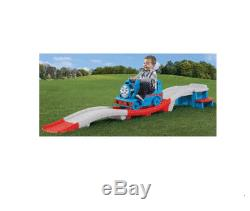 Step2 Thomas the Train Up Down Roller Coaster Ride Ages 2 thru 7 Boys Girls
