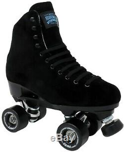 Sure Grip Boardwalk Black Indoor Roller Skates