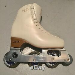 UNUSED Edea Preludio Size 235 With PIC Roller Blades